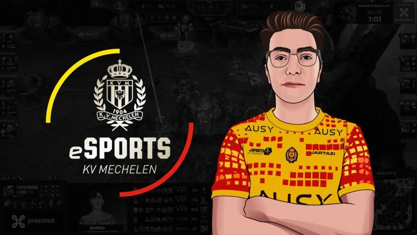 """KVM Slyv3r na winnen Belgian League: """"Ik twijfelde even of ik wel goed genoeg was"""""""