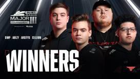 Atlanta FaZe wint Stage 3 Major Call of Duty League