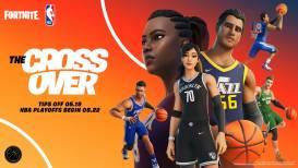 NBA skins naar Fortnite