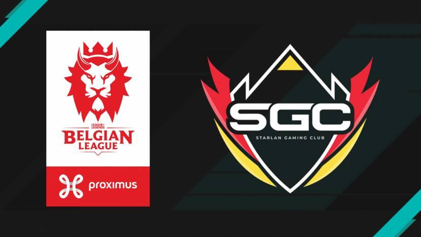 """Starlan Gaming Club klaar voor Belgian League: """"We willen revanche op ION Squad"""""""