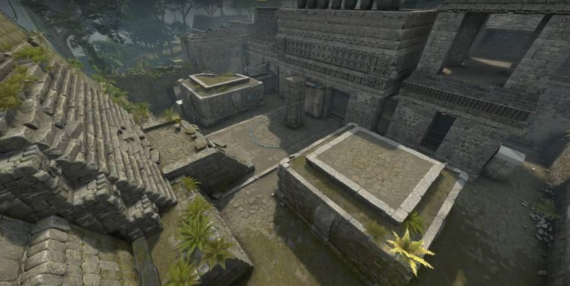 CS:GO maps - Ancient