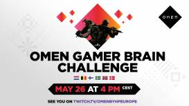 Journalisten, esporters en influencers clashen in OMEN Gamer Brain Challenge