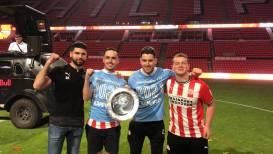 PSV wint ongeslagen KPN eDivisie