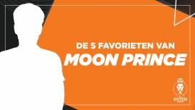 De 5 favorieten van...  Moon Prince