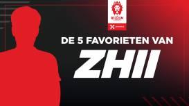 De 5 favorieten van...  Zhii