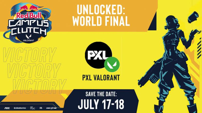 PXL Esports naar wereldfinale Red Bull Campus Clutch
