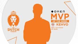 Kehvo (PSV) MVP in de tweede week Dutch League