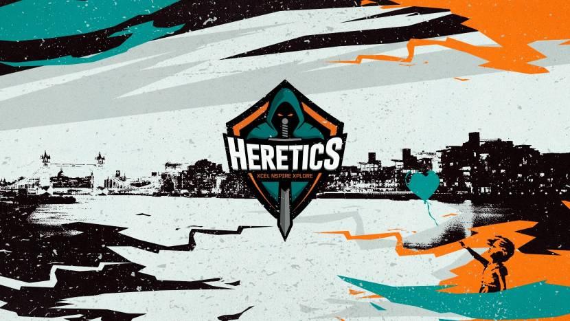 'Heretics verliest VCT points na rosterwijzigingen'