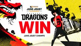Shanghai Dragons wint June Joust
