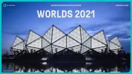Dit zijn de 5 steden van Worlds 2021