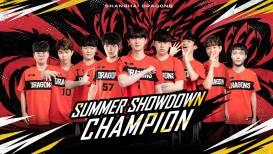 Shanghai Dragons wint Overwatch League Summer Showdown