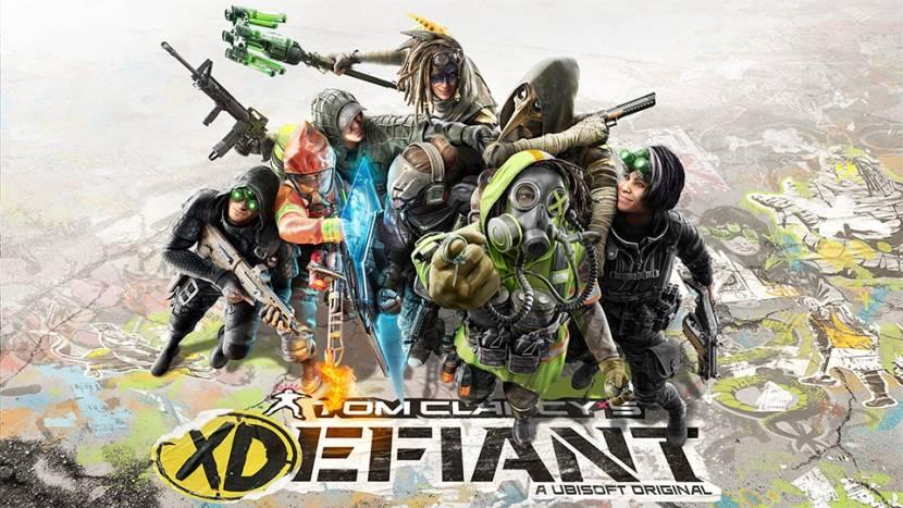 Ubisoft presenteert Tom Clancy's XDefiant