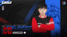 AimGod naar Overwatch Contenders-team van Shanghai Dragons