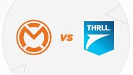 3-1 winst voor mCon LGE tegen Team THRLL in Dutch League play-offs