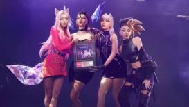 K/DA-single 'POP/STARS' officieel goud gecertificeerd