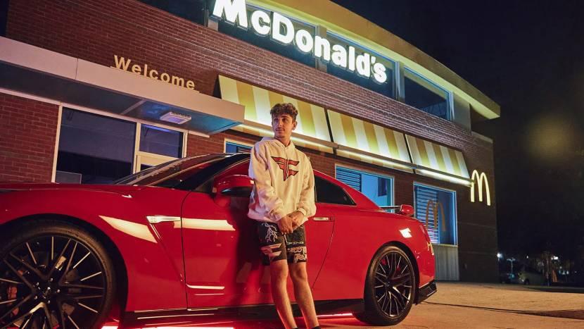 FaZe Clan gaat samenwerken met McDonald's