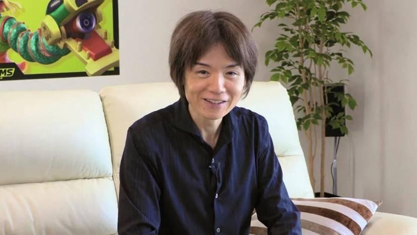 Sakurai, de bedenker van Smash Bros, is nog niet van plan met pensioen te gaan