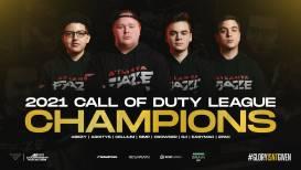 Atlanta FaZe wint WK Call of Duty