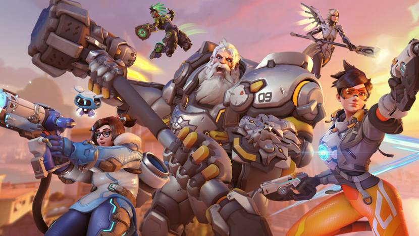 Overwatch League 2022 begint in april, gespeeld op vroege build van Overwatch 2