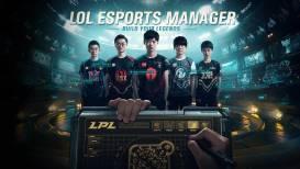 Riot Games toont meer beelden LoL Esports Manager