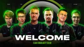 Team Singularity toont nieuw CS:GO roster met GuardiaN