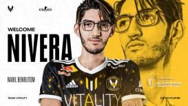 Liquid recruteert mogelijk Belg Nivera voor VALORANT team