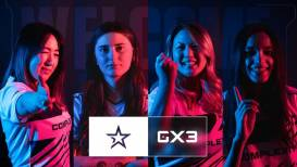 Complexity tekent vrouwelijk VALORANT team GX3 en gaat deelnemen aan VCT Game Changers