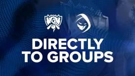 Rogue gekwalificeerd voor groepsfase Worlds door wegvallen VCS