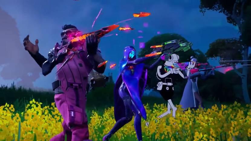 Dit zijn alle nieuwe wapens in Fortnite Chapter 2 Season 8