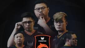 TNC Predator laat hele Dota 2-roster gaan