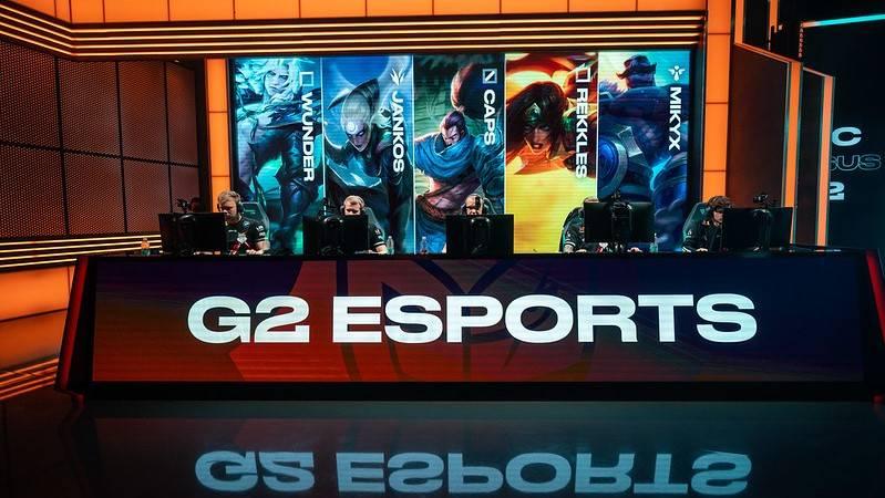 'G2 Esports probeert Wunder, Mikyx en Grabbz voor miljoenen te verkopen'