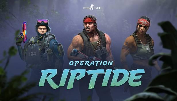 CS:GO Operation Riptide – Alle maps op een rijtje
