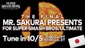 Zesde fighter Smash Ultimate komt 5 oktober