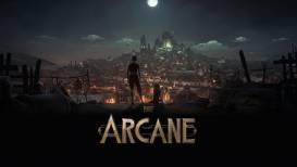 Officiële trailer en datum voor LoL animatieserie Arcane