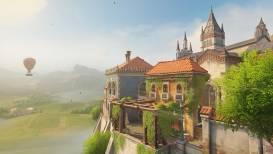 Nieuwe Overwatch map 'Malevento' is live
