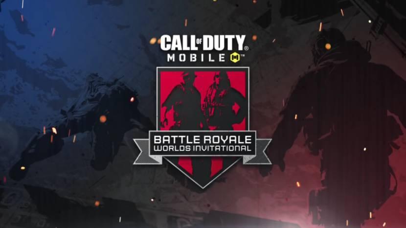 Call of Duty Mobile BR Worlds Invitational met prijzenpot van 100.000 dollar aangekondigd