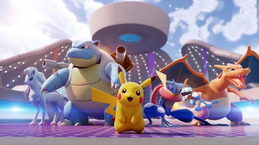 Pokémon Unite meer dan 25 miljoen keer gedownload