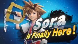Sora van Kingdom Hearts laatste Smash Bros-vechter
