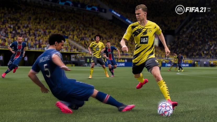 FIFA 22 update fixt keepers, vrije trappen en scheidsrechters