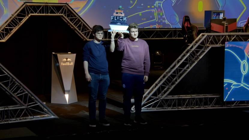 Team vlaamstalent wint voor de tweede keer op rij Red Bull Flick België