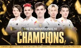 Sensatie bij The International 10: Team Spirit kroont zich tot kampioen