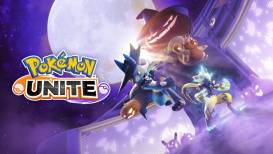 Nieuwe speelbare Pokémon Greedent in Pokémon UNITE Halloween event