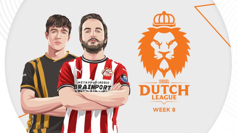 Steelt PSV Esports of mCon esports op slotdag nog de koppositie in de Dutch League?