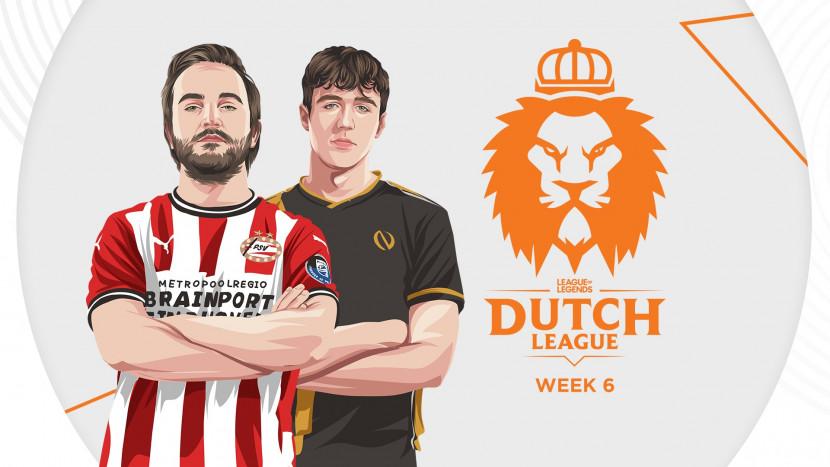 Haalt PSV Esports de play-offs in de Dutch League?