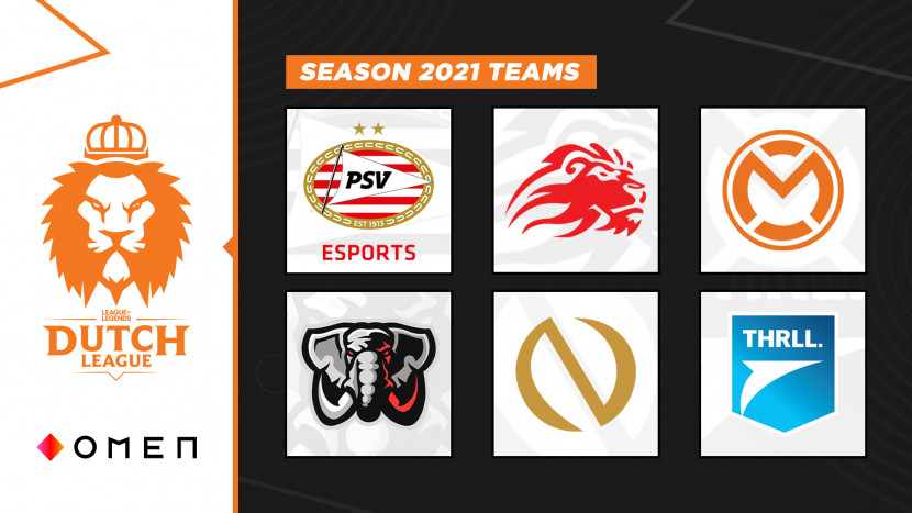 Dutch League - Week 4: Is Dynasty het nieuwe power house van de Benelux?
