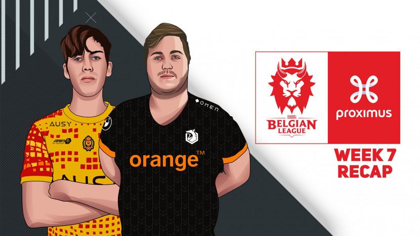 Sector One is terug in vorm in Belgian League
