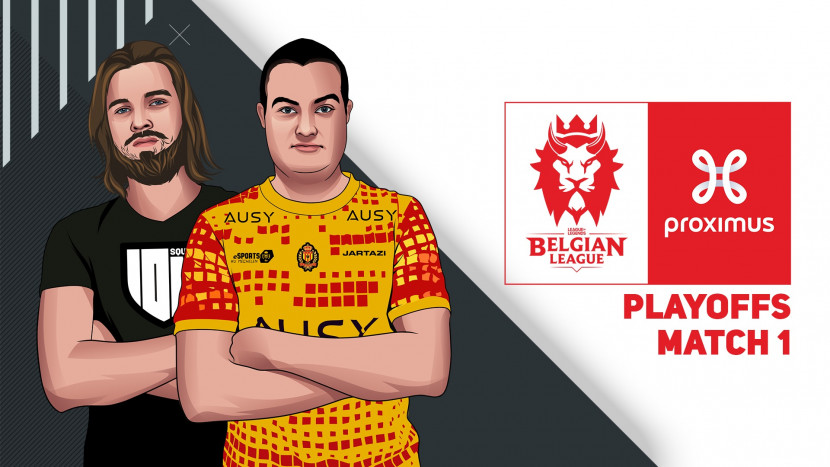 Belgian League: Kan ION SQUAD de code van KVM Esports kraken?