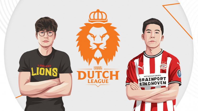 PSV Esports doet gouden zaken in de zesde week van de Dutch League