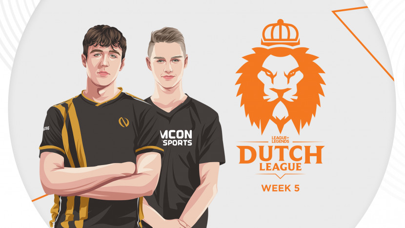 Haalt LowLandLions nog de play-offs in de Dutch League?