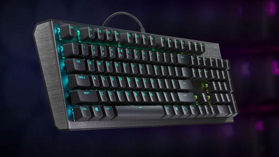 Win een Cooler Master CK550 Gateron Blue gaming keyboard